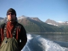 Reel Time guide Travis Wendt in Chignik Bay Alaska